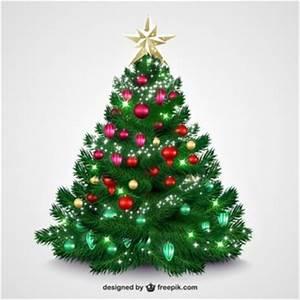 Weihnachtsbaum Mit Rosa Kugeln : weihnachtsbaum vektoren fotos und psd dateien ~ Orissabook.com Haus und Dekorationen
