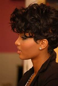 Short Hairstyles For Black Women 20 Cute And Pretty