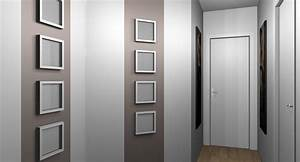 Best Couloir Gris Clair Gallery Design Trends 2017