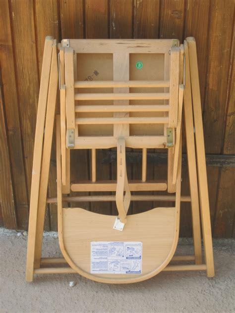 chaise en bois chaise haute en bois combelle pliante aukazoo