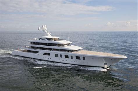 Yacht Aquarius by Aquarius Feadship Royal Shipyards