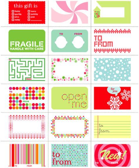 One Of A Kind Free Printable Christmas Gift Tags