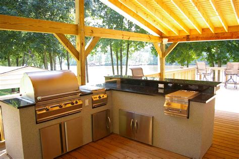 Outdoor Kitchen Design How To Design Outdoor Kitchen