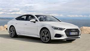 Audi A : the audi a7 is getting a face lift and it 39 s come a long way ~ Gottalentnigeria.com Avis de Voitures