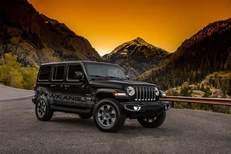 jeep new black new 2018 jeep wrangler color options