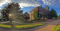 50-50 Profile: Plymouth State University - Do It Yourself ...