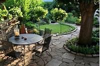nice path and patio design ideas Garden. Creative Inexpensive Garden Path Ideas: Feminine ...