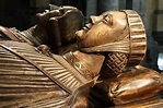 The Tomb of Margaret of Brabant, Countess of Guelders ...
