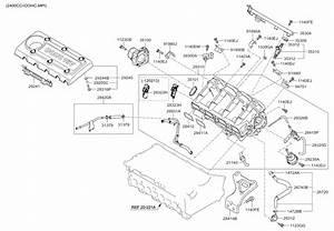 Hyundai Engine Diagram Intake Area