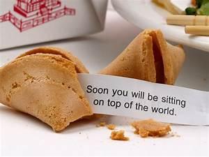 Can Fortune Cookies Predict the Future? Wonderopolis