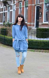 13 casual outfits with Timberland boots that you must try this year
