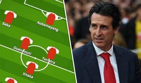 Arsenal team news: Predicted 4-3-3 line-up vs Man Utd ...