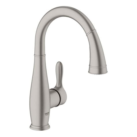 Faucet Grohe by Grohe Parkfield Kitchen Faucet Wow