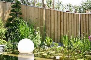 Garten Sichtschutz Modern : bambus zaunelemente moderner sichtschutz ~ Sanjose-hotels-ca.com Haus und Dekorationen