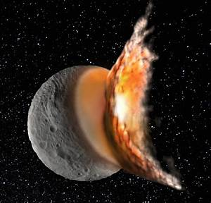 Real Asteroid Impact - Pics about space