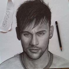 neymar neymar pencil drawings realistic sketch drawings