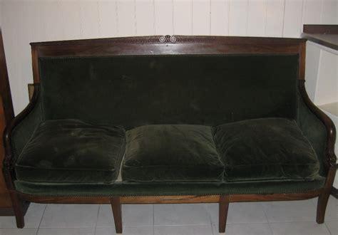 restauration canapé meubles