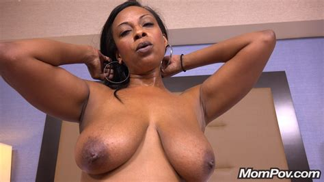 41 Year Old Hot Busty Big Booty Black Mom Part 2 Photo