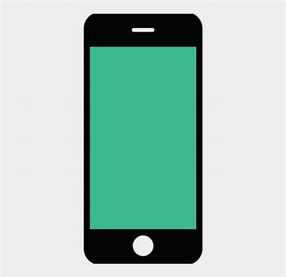 Phone Cell Clipart Mobile Vector Retro Phones