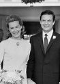 Dina Merrill and Cliff Robertson married in 1966 ...