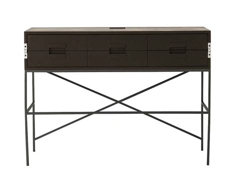 solid wood writing desk with drawers solid wood writing desk with drawers elios collection by