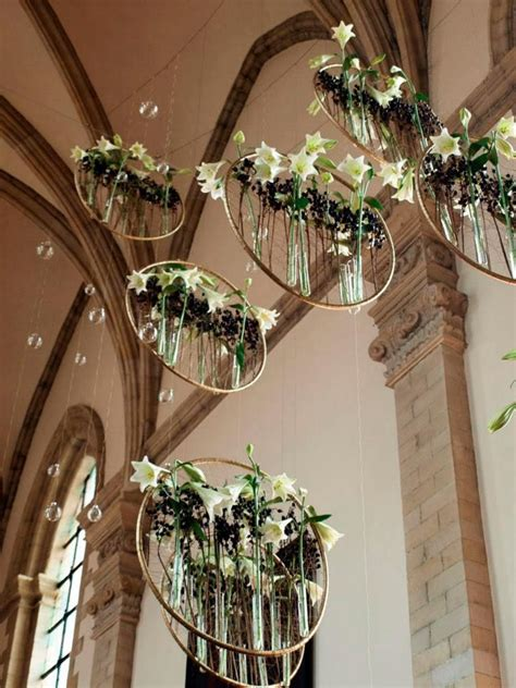 Hanging Wedding Florals Wedding Inspiration In 2019