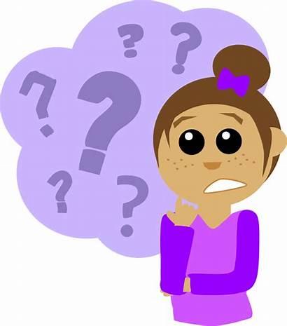 Questions Clipart Question Kid Clip Mark Graphics