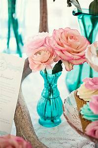 Pink And Turquoise Wedding Theme - Weddings By Lilly