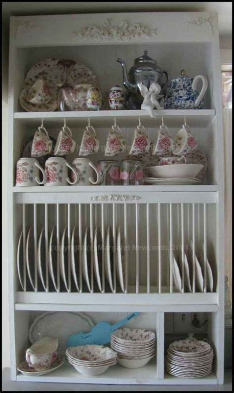 diy plate rack cabinet   fancy details diy plate rack plate racks diy furniture