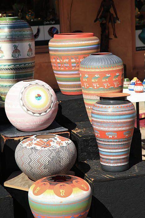 Native American Pottery New Mexico
