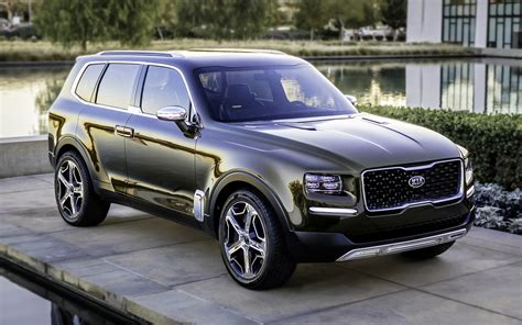 Kia Telluride Concept (2016) Wallpapers And Hd Images