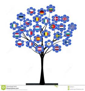 european union tree stock images image 32933414