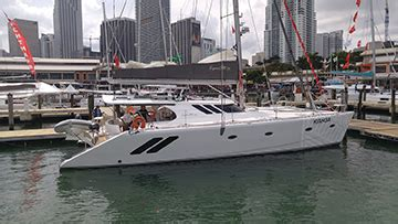 Miami Sailboat Show 2018 by 2018 Miami Sailboat Show Preview Blue Water Sailing
