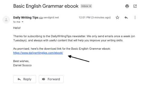 basic english grammar rules