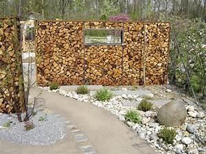 Gartenhaus Mit Holzlager : metall sessel deko f r garten ~ Whattoseeinmadrid.com Haus und Dekorationen