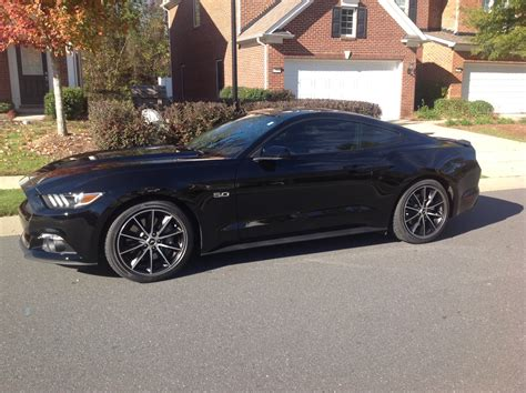 2016 Mustang Gt Base Automatic 3.55
