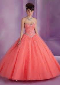 where to buy corsages for prom lindo vestido color coral vestidos xv