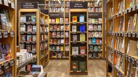 Amazon Eröffnet Buchladen In Seattle