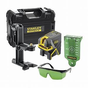 Niveau Laser Stanley : outils mains niveau laser croix 2 points stanley les ~ Melissatoandfro.com Idées de Décoration