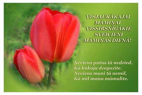 Svinam un godinām Mātes dienu - Sabiedrība, drošība ...