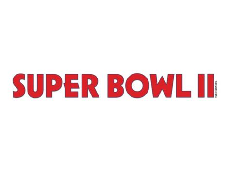 What Every Super Bowl Logo Looked Like Every Year Since It