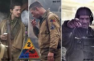 Para Research Team © - Fury - The Movie - Main Cast