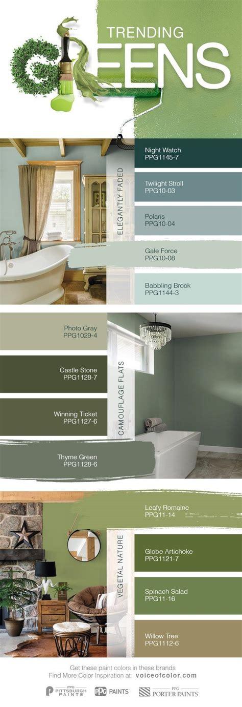 green paint colors 25 best ideas about modern paint colors on
