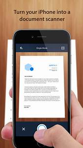 tiny scanner pdf scanner to scan document receipt fax With best iphone app scanner documents