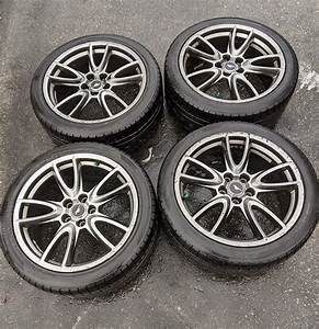 Ford Mustang GT Track Pack 19 inch Wheels with Winter Tires
