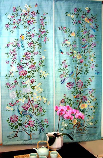 Chinoiserie Stencils Wall Stencil Chinese Panel Walls