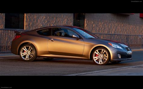 Used 2010 Hyundai Genesis Coupe by 2010 Hyundai Genesis Coupe Widescreen Car Picture