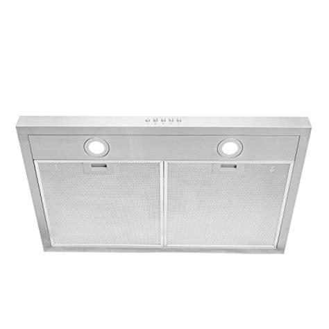 best under cabinet range hood 2017 cosmo 30 quot ducted under cabinet range hood with push button