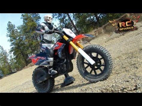 rc motocross bike rc adventures ghost rider 1st running vid venom vmx
