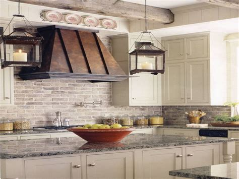 boho chic home decor farmhouse kitchen brick backsplash farmhouse country kitchen kitchen